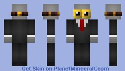 Azanor Minecraft Skin