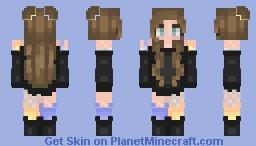 ⊳ Bee Inspired 🐝 Minecraft Skin