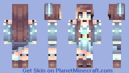 Lapin | First skin Minecraft