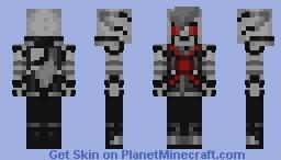 Free Nightmares! Minecraft Skin