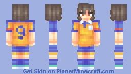 Shindou Takuto - inazuma eleven go Minecraft Skin
