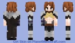 Gildarts Clive Minecraft Skin