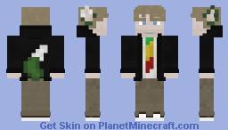 Hooman Minecraft Skin