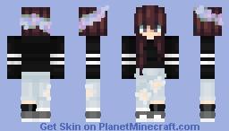    The SAVAGE    Minecraft Skin