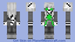 Another One. Minecraft Skin