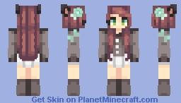 💚Jade💚 Minecraft Skin
