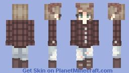 Little Devil Minecraft Skin