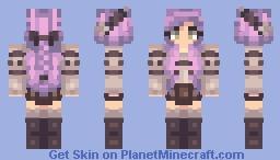 Muddy Waters Minecraft Skin