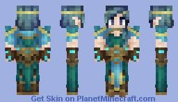 ♦ℜivanna16♦ Ocean Elf Minecraft