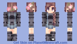 sweater thingy | 100 SUBSSSSS c: Minecraft Skin
