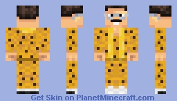 PPAP – Pen Pineapple Apple Pen meme Minecraft Skin