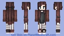 Persona - Sort Of (UPDATED) Minecraft Skin