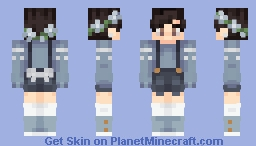 luminouus ☪ | James ( Michl's adorable OC ) Minecraft Skin