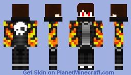 Leo Minecraft Skin