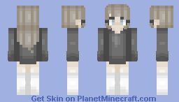 (That Improvement Though) Minecraft Skin