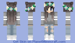 ♥ tumblr girl ♥ Minecraft Skin