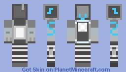 Slan Minecraft Skin