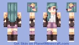 sounalie - contest Minecraft Skin