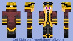 Steam Punker (Male) Minecraft Skin