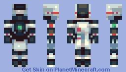 Anniversary Minecraft Skin
