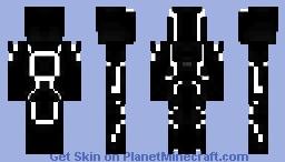 Tron Anon Remastered! Minecraft Skin