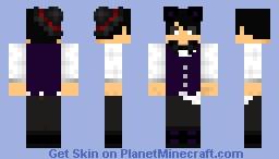Human Shadow Freddy Minecraft