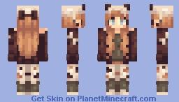 Panda Panda Panda PRRRRRRRAAA Minecraft Skin