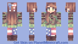 Flags [21 Skins in desc!] kablamo Minecraft