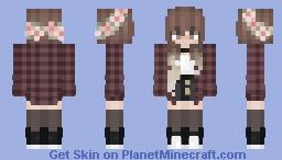 🌼 | flower crown Minecraft