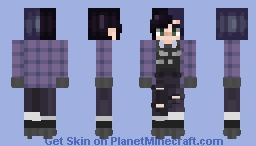 ʰᵉᵃᵈ.ͨºⁿˢᵗᵃⁿᵗ.ᵇᵉⁿᵈ'ⁿᵍ | Grunge Skin Minecraft Skin