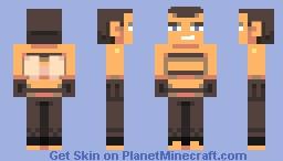 barry Minecraft Skin
