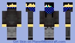 criminal Minecraft Skin