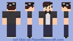 Chill (New shading!) Minecraft Skin