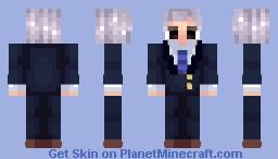 Bibi Netanyahu - Requested by OneEyedSnake Minecraft Skin