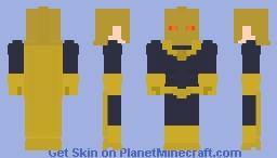 Smallville - Doctor Fate (Magic Skin Contest) Minecraft Skin