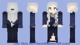 Octavia - Adult - Personal skin Minecraft Skin