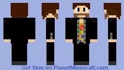 MAGIC! ~Nasri Atweh ~ Contest ~ Explanation Minecraft Skin