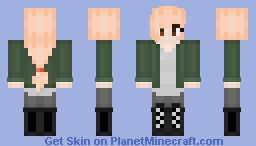 Shieva~ Minecraft Skin