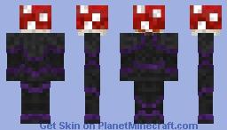 Ebongrasp Soldier - Fung'ir Minecraft Skin