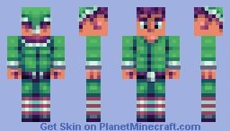 Elf (Contest) Minecraft Skin