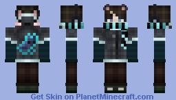 Shiverman >. Minecraft Skin