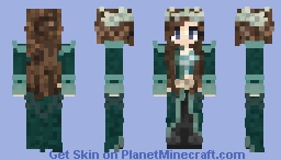 ~Ice Queen~ Magic Skin Contest~ Minecraft
