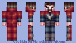 Doctor Strange Minecraft Skin