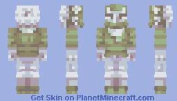 100% organic | pbl s18 finale Minecraft Skin