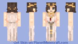 » 𝕲𝖔𝖔𝖉 𝖆𝖘 𝕲𝖔𝖑𝖉 « Minecraft Skin