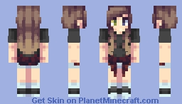 Fanskin | Knivies ♥ Minecraft