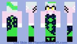Marie (Splatoon) Minecraft Skin