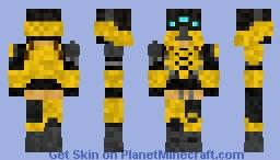 The Third Man DESTINY [Look at Desc.] [Magic Skin Contest!!!] Minecraft