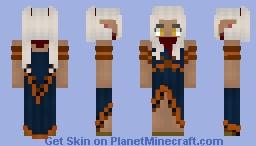 Lunaplayz_ - Child Sarr Minecraft Skin