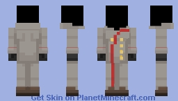 RussianGeneral's Request Minecraft Skin